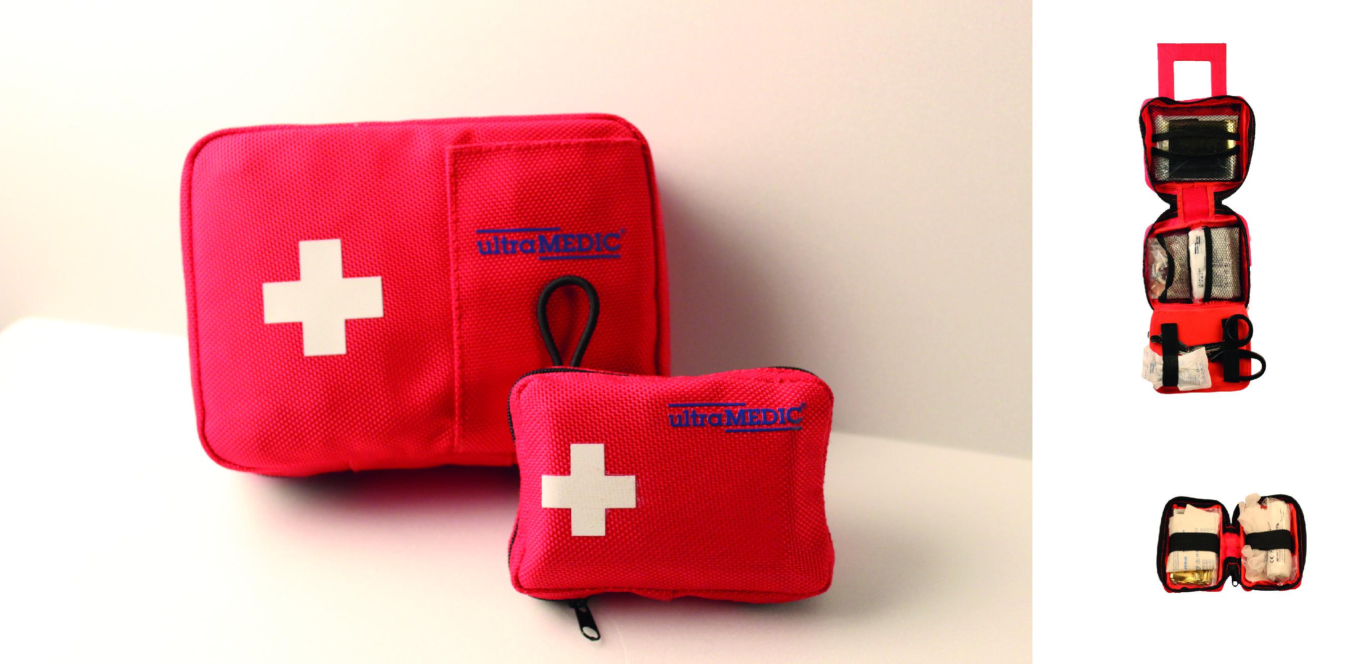 NEU: Erste-Hilfe-Taschen für unterwegs