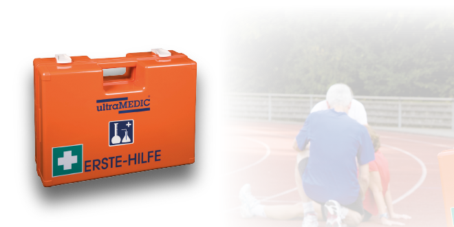 SPECIAL FIRST AID BOXES