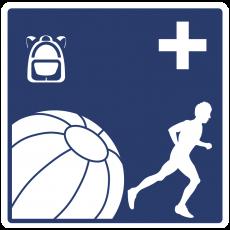 Nachfüllset für Sportrucksack